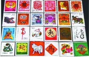 南京第二轮生肖邮票集体走强 价格1月翻番