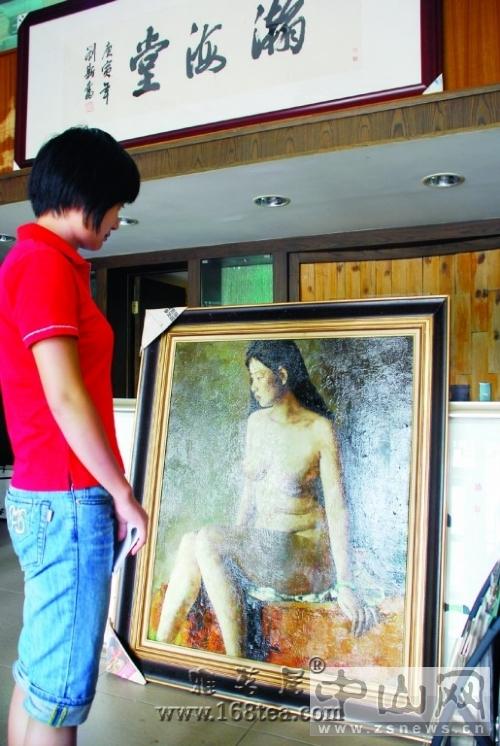油画收藏不能急功近利 潜力不容小觑