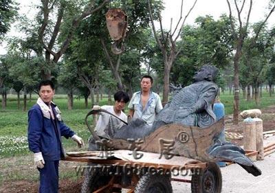 耗资120亿大明宫国家遗址公园十一开放