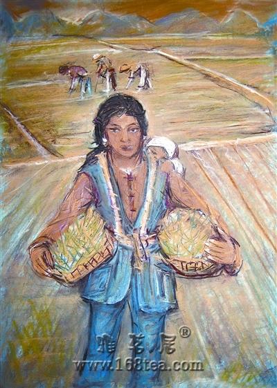 塞尔维亚女画家首次武汉开展