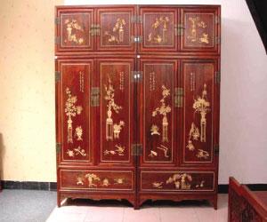顶箱柜——明清家具的代表作(图)
