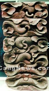 鱼化龙木雕探源(组图)
