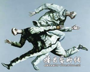"""""""未来呈现"""":深圳艺术家参展艺博会"""
