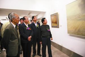 传承西北——吾土吾民全国油画邀请展西安举行