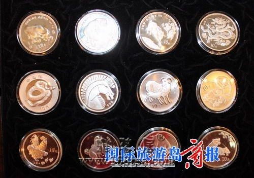 金银币收藏市值不断上涨 投资风险不容忽视