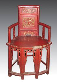 武夷山文雅端庄的新娘椅(组图)
