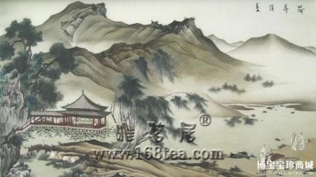 传统工艺品刺绣