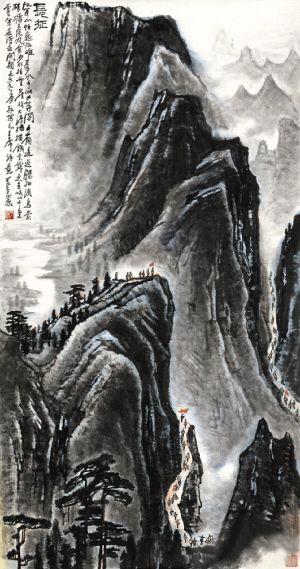 中国书画连创天价获评十大文化新闻