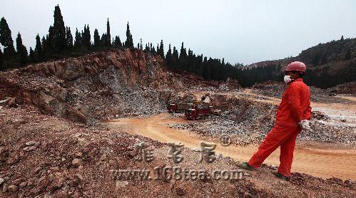 滇池研究会担心采石震坏五百罗汉