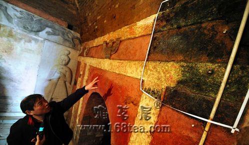 南京修复保护南唐二陵彩画