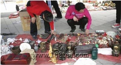 长沙三大古玩街成争雄之势