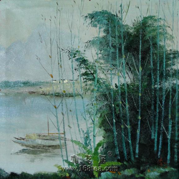 不负丹青——吴冠中绘画风格与技法欣赏