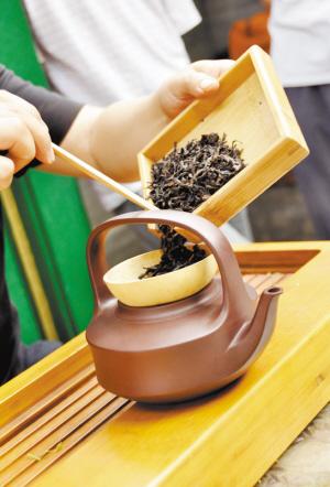大师紫砂与高端名茶深度文化对语