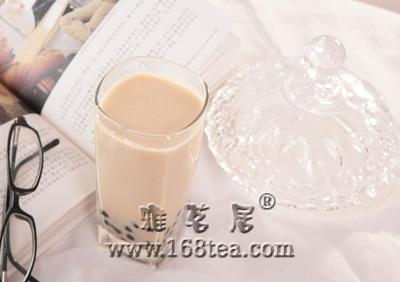 珍珠奶茶的味道——奶茶品鉴