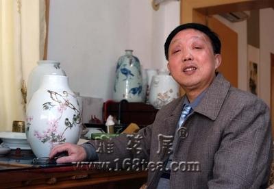 吴胜华工艺美术大师