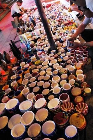选购陶瓷餐具的技巧