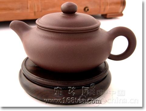 虚与实的统一,紫砂壶壶型