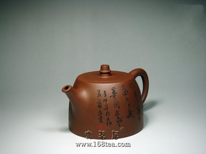 紫砂壶:以汉之铎,为今之壶
