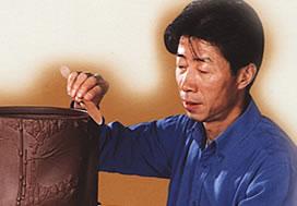 江建翔高级工艺美术师