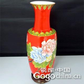 中国红瓷历史