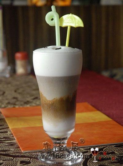 冰拿铁咖啡、焦糖拿铁咖啡、美式拿铁咖啡