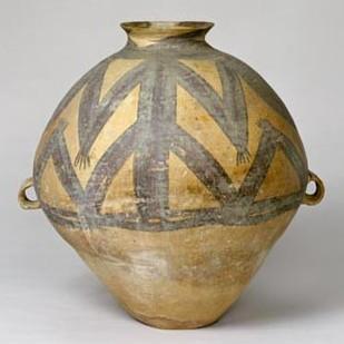 馆藏新石器陶瓷欣赏(三)