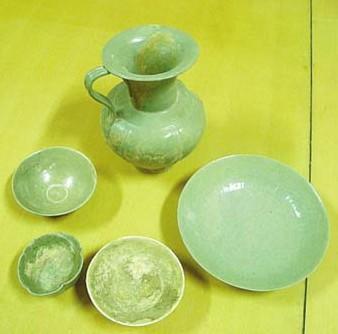 越窑瓷器仿品的特点及识别(三)