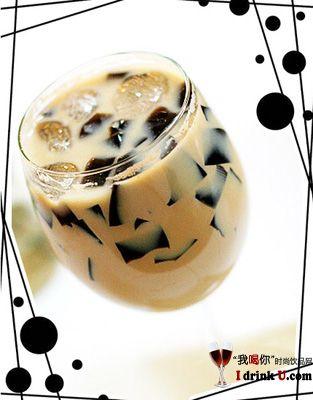 六月的布丁奶茶――奶茶品鉴