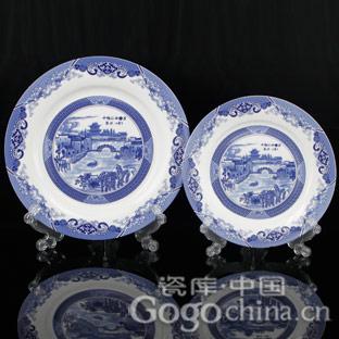 挑选陶瓷餐具选择正规市场