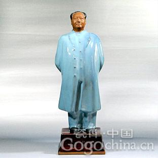 毛主席瓷器经典欣赏