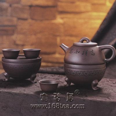 紫砂艺术与茶文化的融合