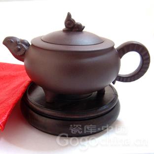 紫砂茶具的保养