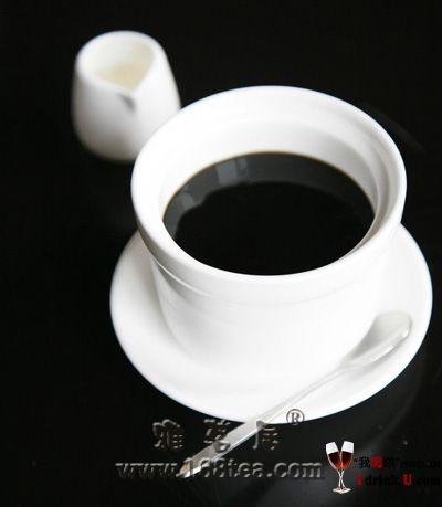 黑咖啡的特点及做法