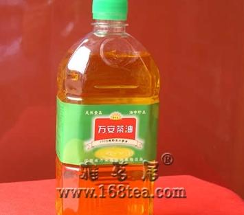 茶籽油的简介|功效