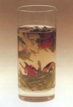 玫瑰养颜茶