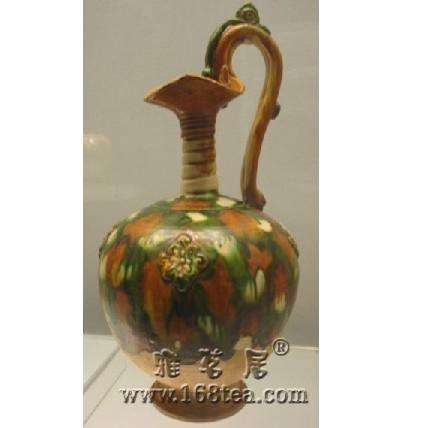 辽代陶瓷装饰工艺