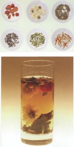 山楂瘦身茶