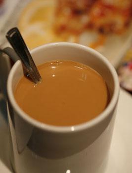 黑焦糖奶茶的味道——奶茶品鉴