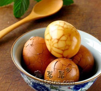 吃茶叶蛋究竟会不会影响健康?