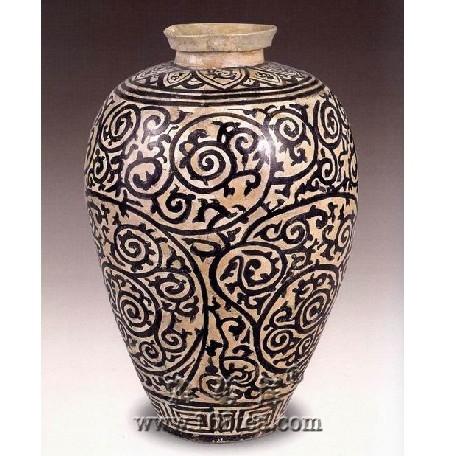 宋吉州窑釉彩品种(一)