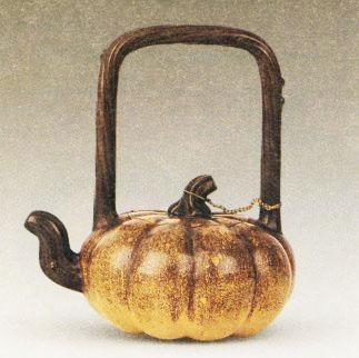 紫砂壶的造型—筋纹器
