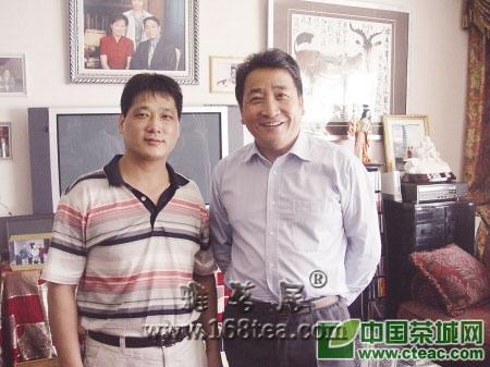 茶瓷文化的传承者――访北京紫陶阁商贸公司总经理董宁(图)