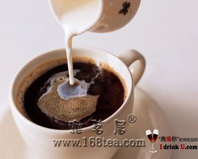 欧蕾咖啡的做法