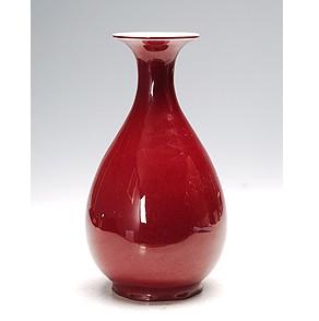 红色瓷釉的特征与区别