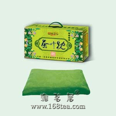 绿茶茶枕的功效|怎么做绿茶茶枕