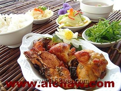 茶籽油桑拿鸡|茶籽油桑拿鸡的做法