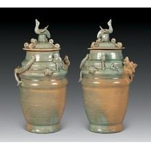 宋龙泉窑瓷器的纹饰(一)