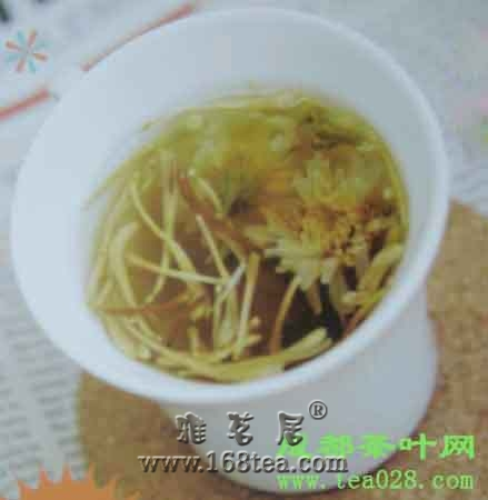 养生茶疗方十三:人参茶、党参红枣茶
