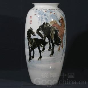 古董瓷的维护与保存