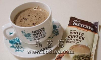 白咖啡的好处、功效与作用